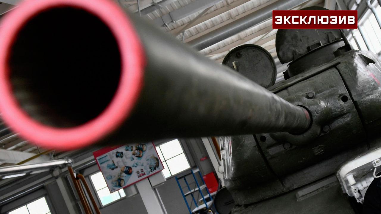 Т-34 в бетонной «юбке» и с песочным обвесом - почему они не прижились?