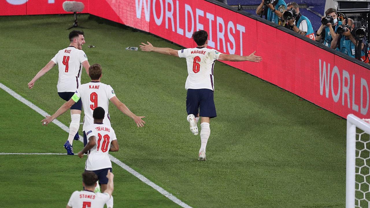 Названы стартовые составы сборных Италии и Англии в финале Евро-2020