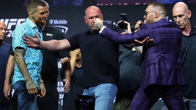 В UFC допустили четвертый бой между Пуарье и Макгрегором
