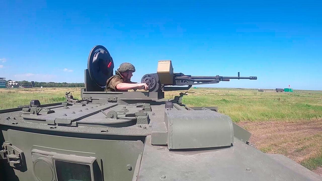 «Чистое небо»: кадры учений бойцов ПВО под Ейском