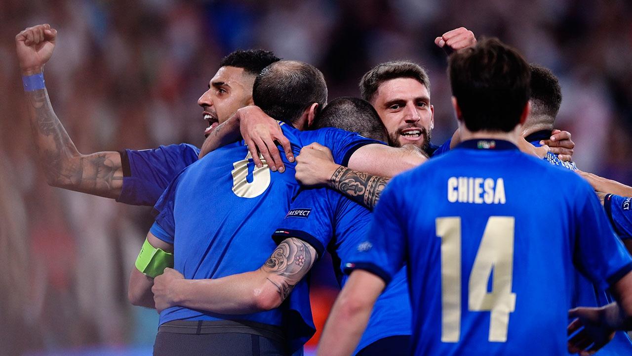 Squadra Azzurra: сборная Италии стала чемпионом Европы по футболу