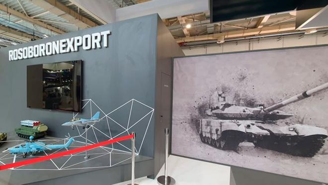 От автоматов до боевых фрегатов: что покажет Россия на греческой выставке DEFEA 2021