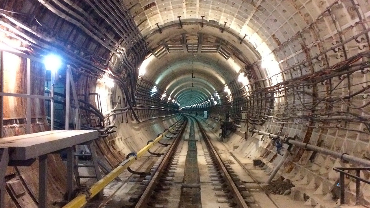 Названы сроки сдачи метро в Красноярске
