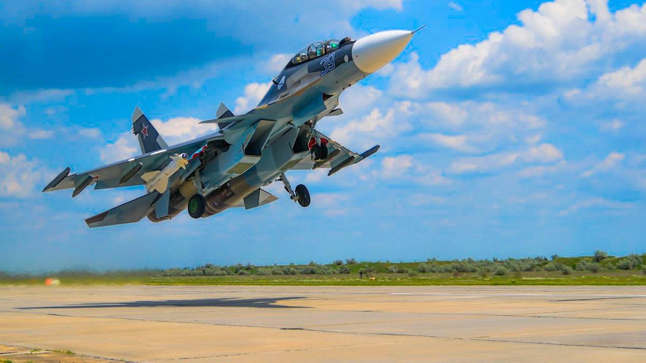 Морская авиация со всей России прибыла в ЗВО для Главного военно-морского парада