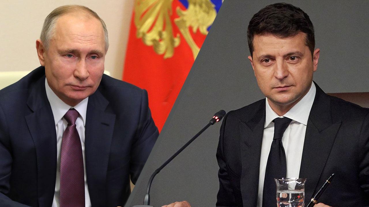 Зеленский заявил, что некоторые моменты из статьи Путина президенты могут обсудить лично