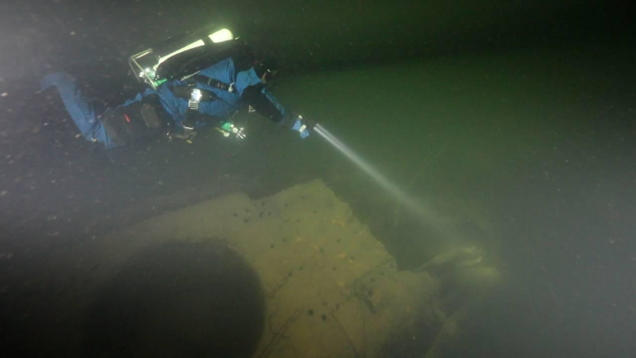 В Финском заливе обнаружена пропавшая в 1944 году советская подлодка