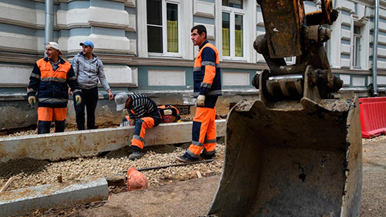 МВД разработало регламент контроля за работодателями мигрантов