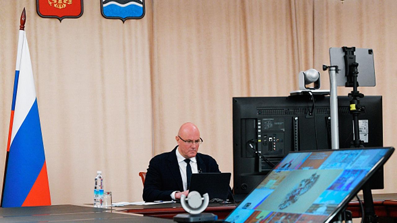 Чернышенко обсудил с Керри вопросы климата и экономики