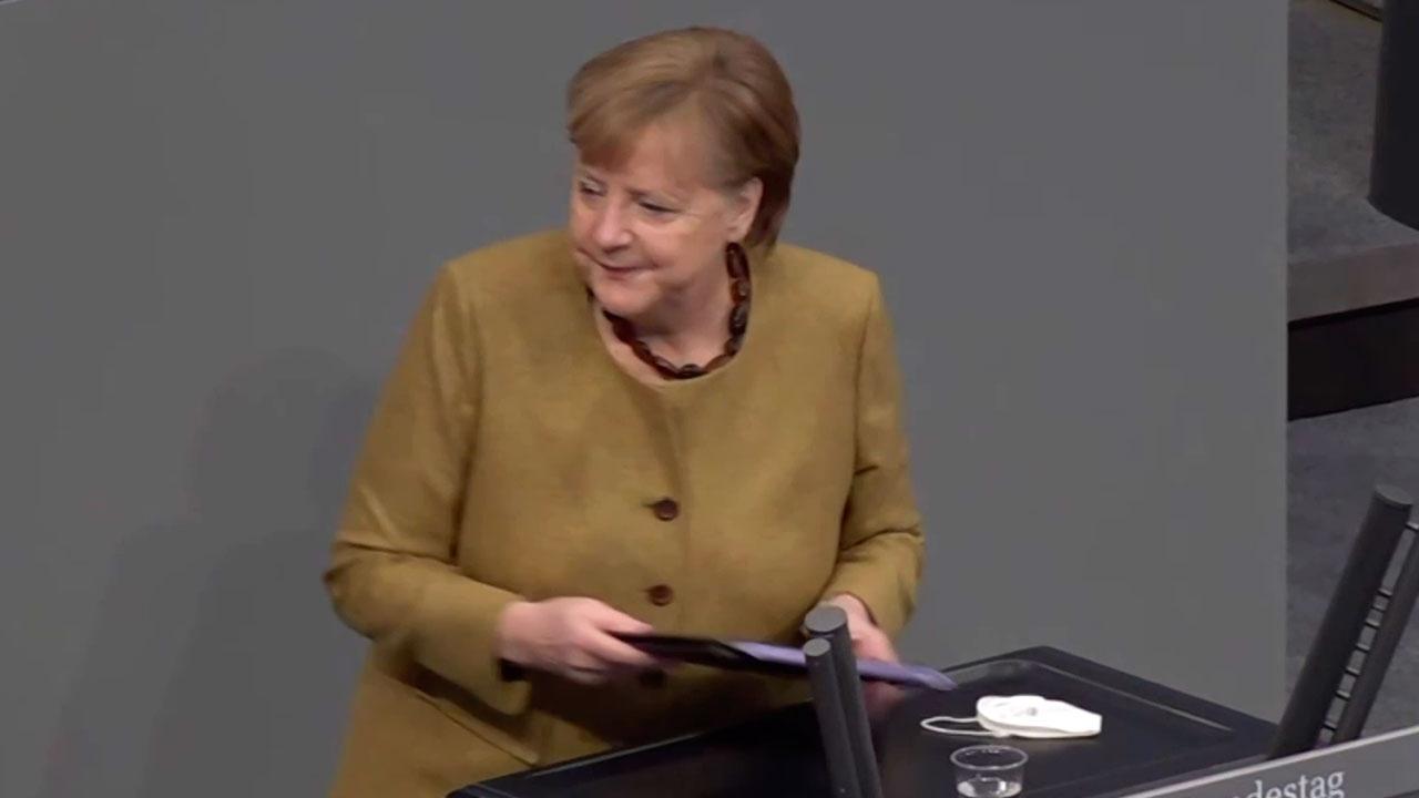 Меркель рассказала, каким будет ее первый день после ухода с поста канцлера