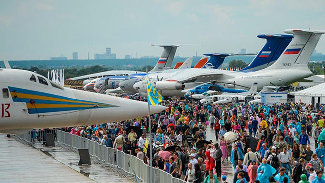 Путин обсудит подготовку к авиасалону МАКС-2021