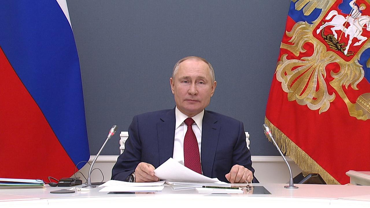 В Госдепе прокомментировали переговоры Путина и Керри по климату