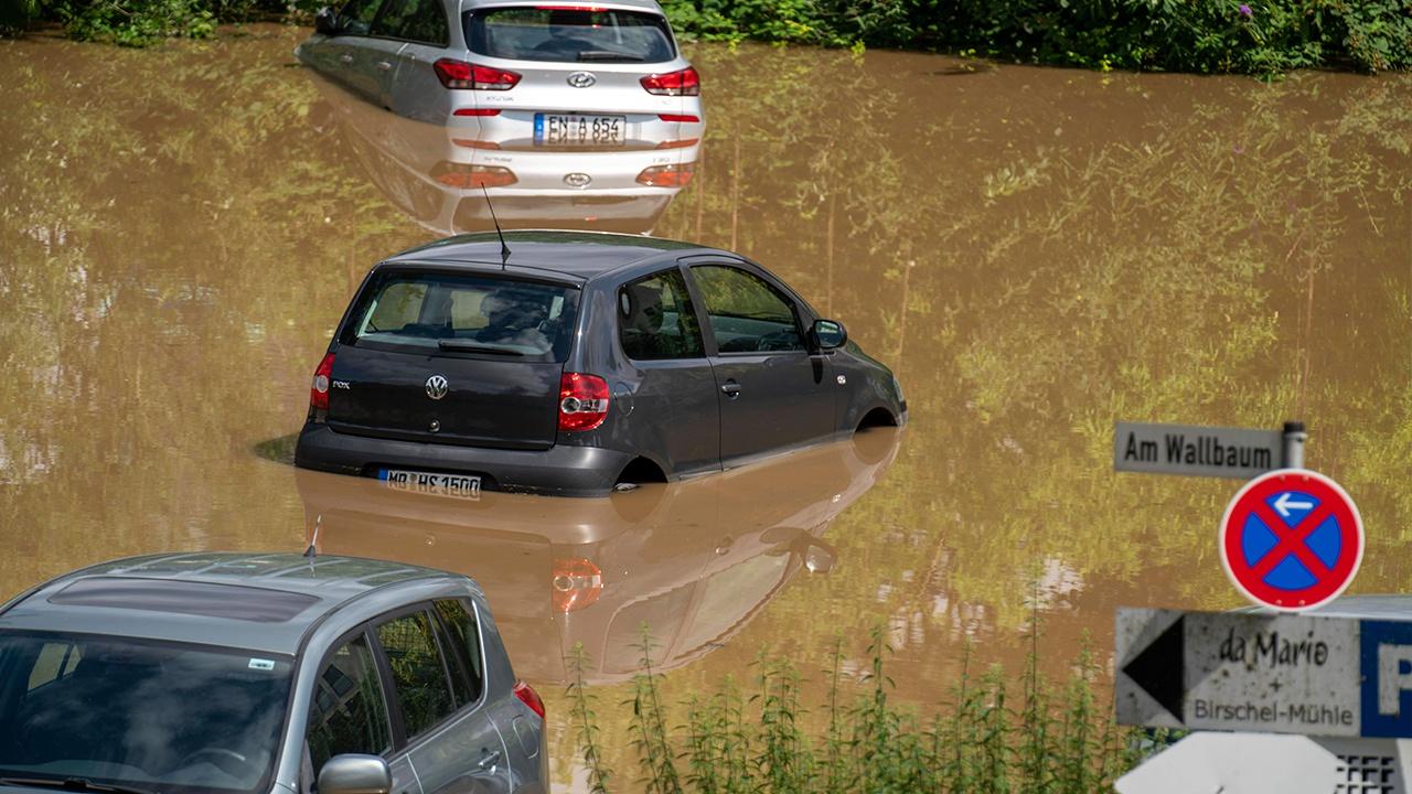 Число жертв наводнения в Германии возросло до 58 человек