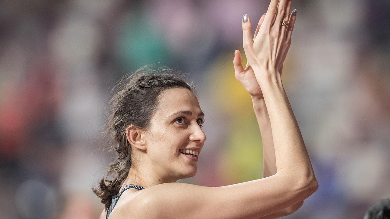 Снова золото: Ласицкене выиграла второй международный турнир в Финляндии