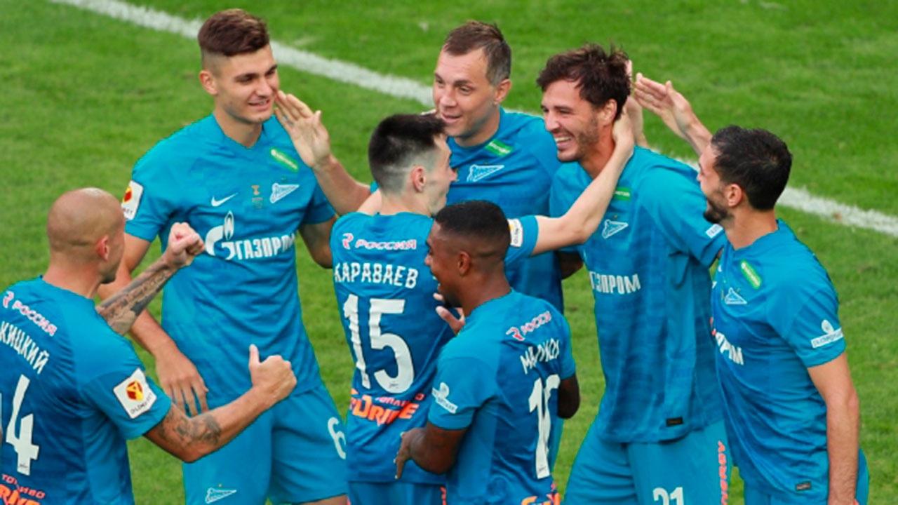 «Зенит» завоевал Суперкубок России