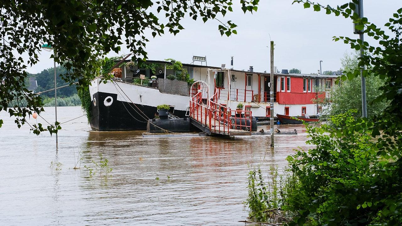 Режим ЧС и военной катастрофы: Верхняя Бавария оказалась в эпицентре наводнения