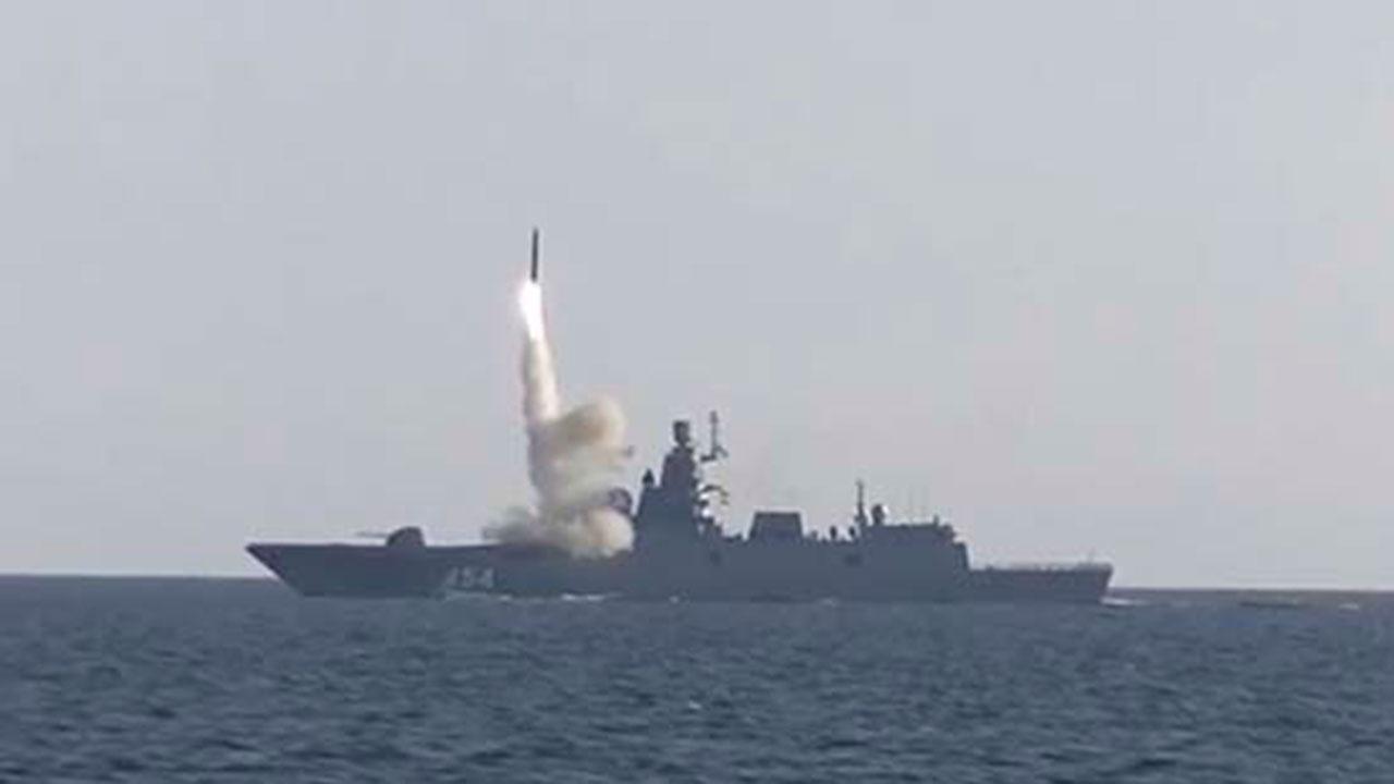 В Пентагоне отреагировали на испытания ракеты «Циркон»