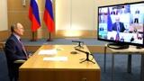 Путин: экономика РФ почти вышла на докризисный уровень