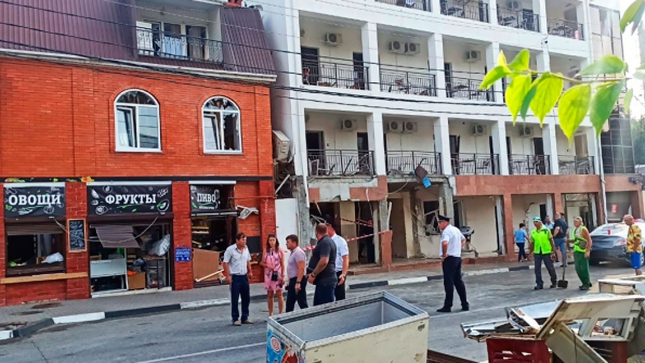 В Геленджике после инцидента с бытовым газом в гостинице число жертв возросло до двух