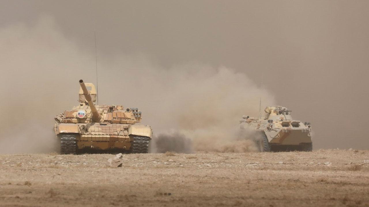 Россия, Узбекистан и Таджикистан проведут учения у границы с Афганистаном