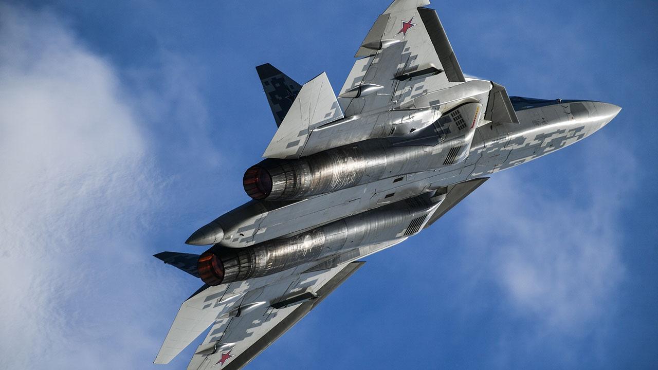 В России создают новый двигатель, который существенно расширит возможности Су-57