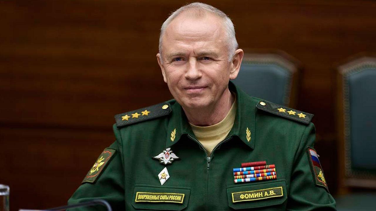 Замминистра обороны России Фомин встретился с послом государства Шри-Ланка