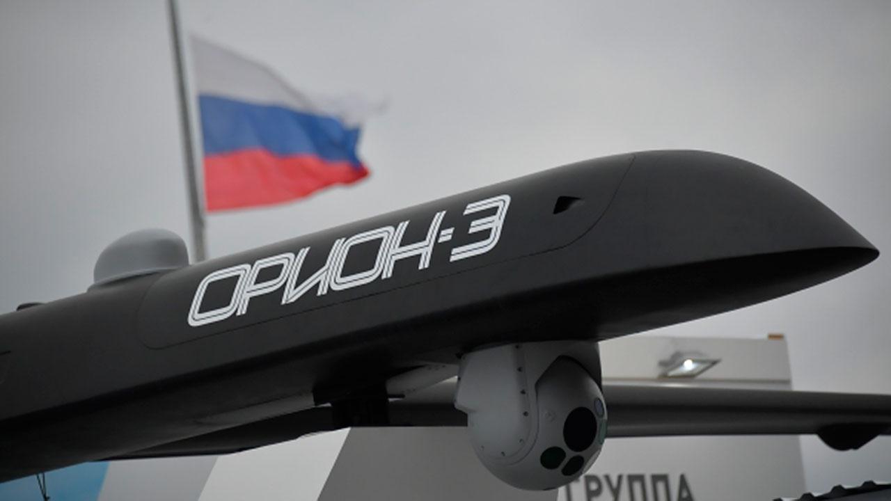 Россия впервые представит на МАКС-2021 экспортный БПЛА «Орион-Э» в ударном варианте