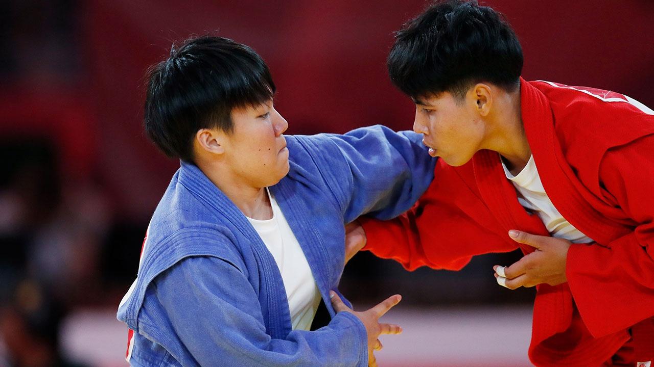 Самбо официально признали олимпийским видом спорта