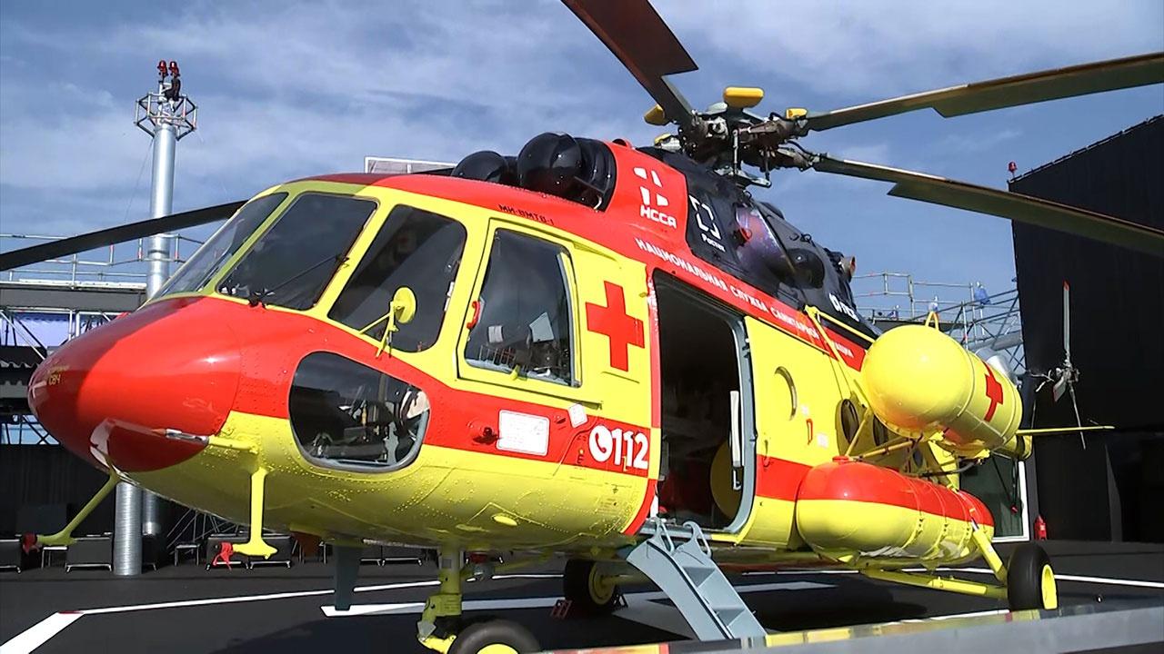 «ПСБ Лизинг» начал поставку вертолетов для санитарной авиации Ростеха