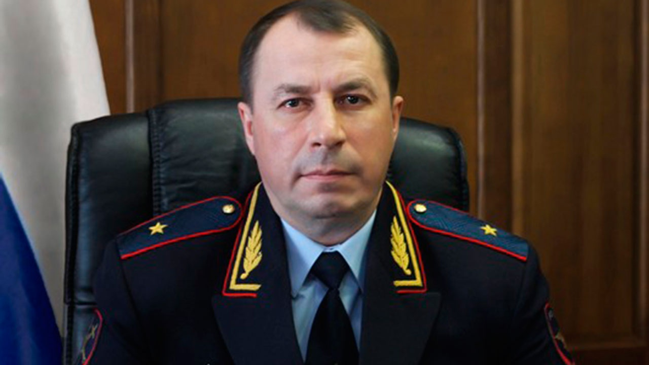 Глава Ставропольского ГУ МВД РФ отстранен от должности решением министра Колокольцева