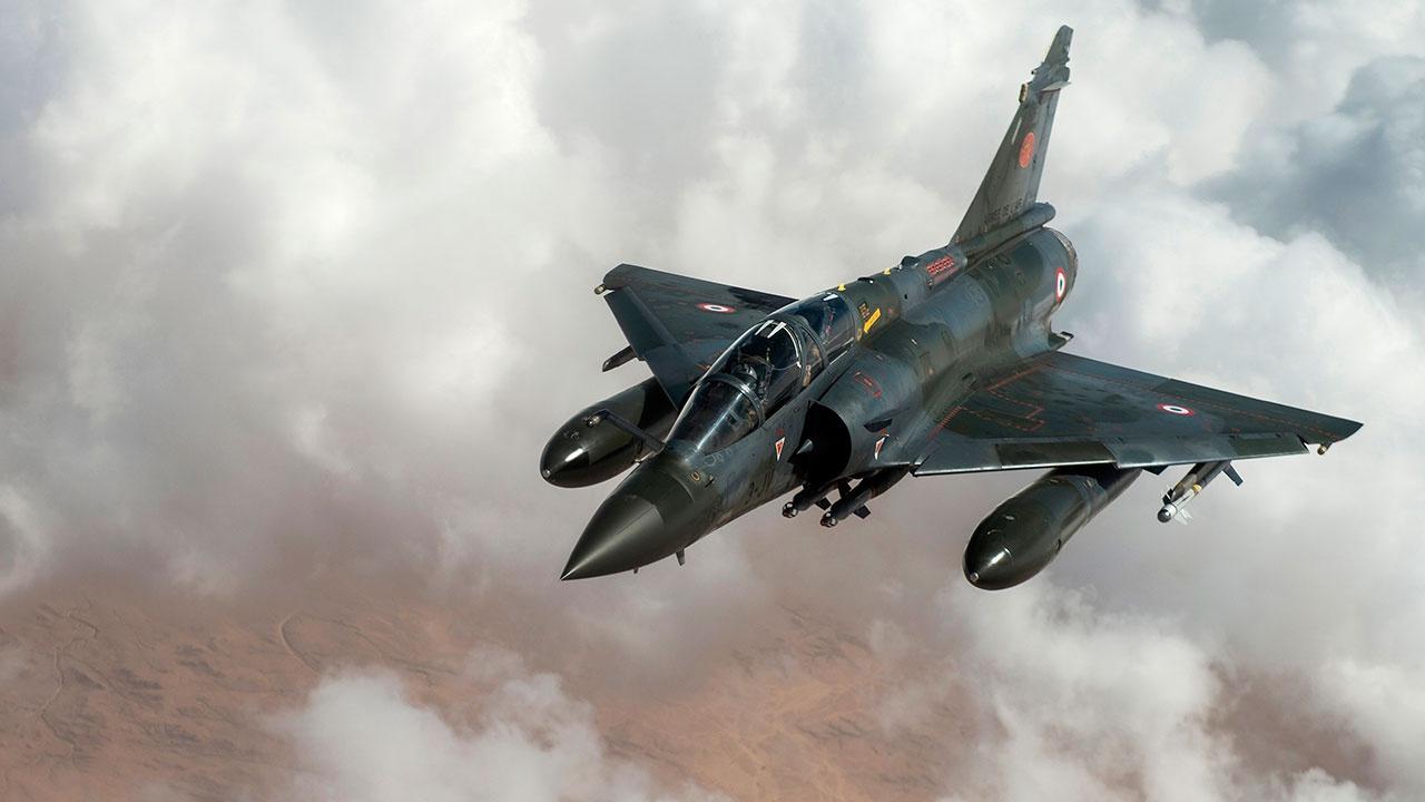 СМИ: французский истребитель разбился в Мали