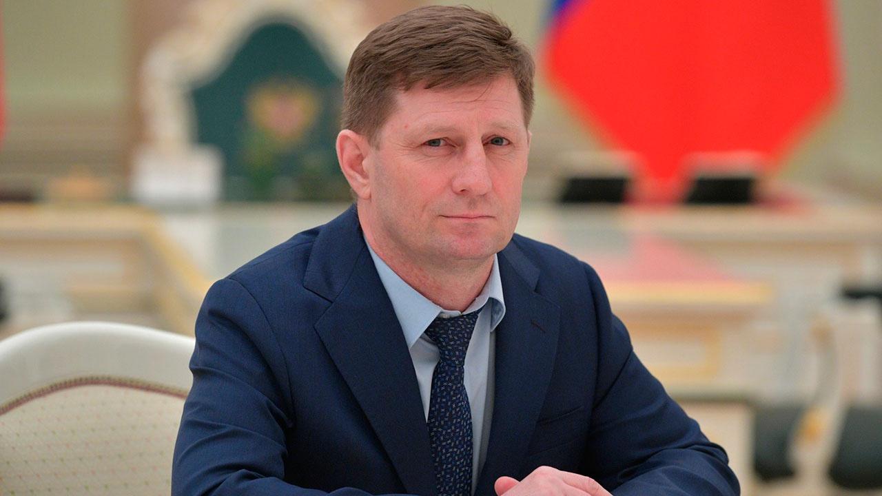 СМИ: в СК РФ могут предъявить Фургалу новые обвинения