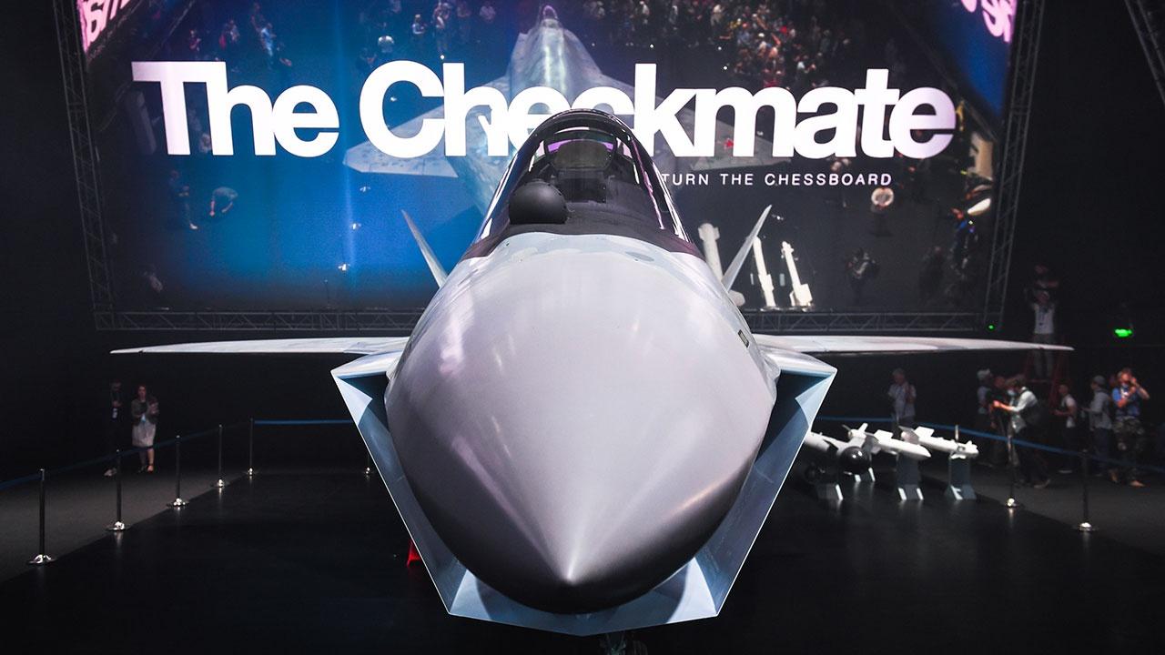 Западные СМИ высоко оценили новый российский истребитель Checkmate
