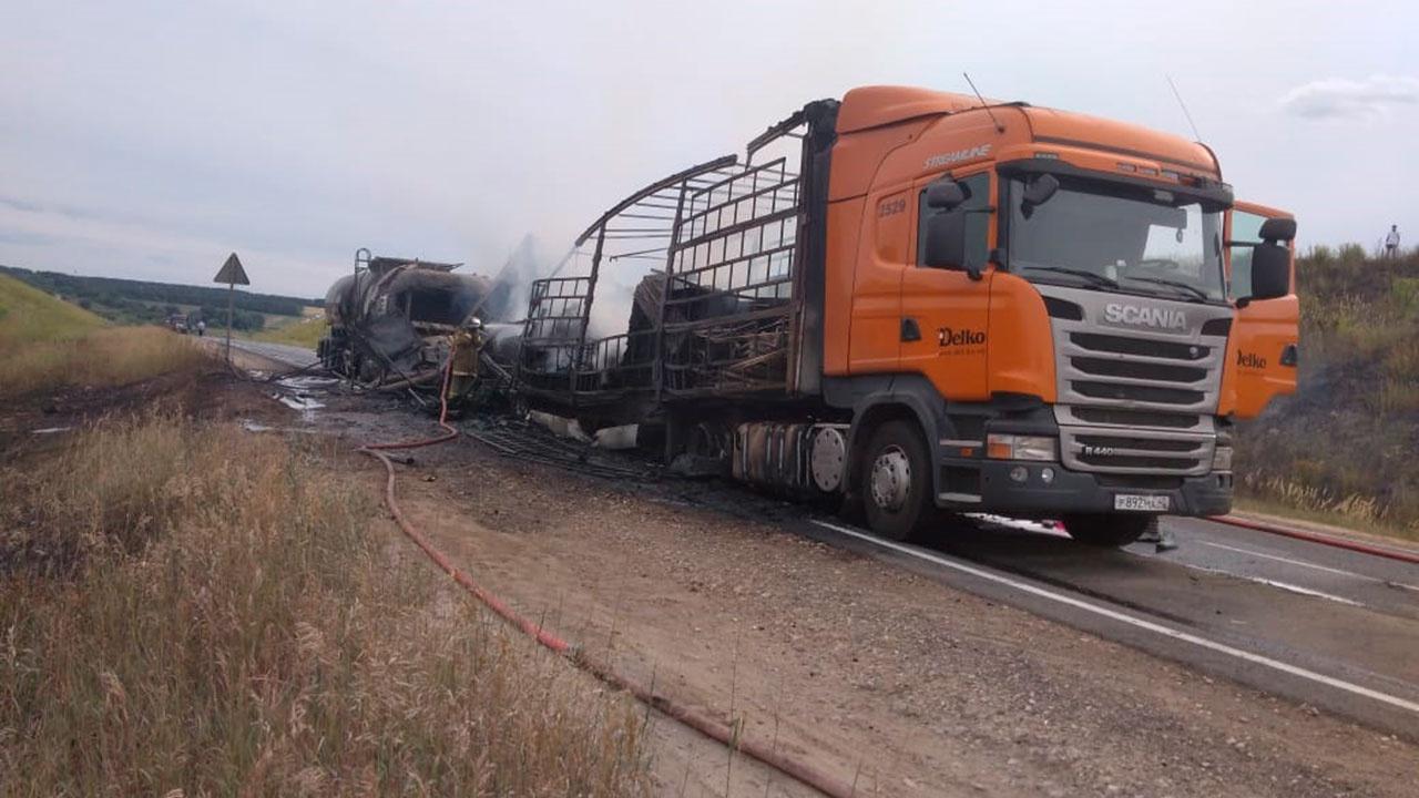 Три человека стали жертвами массового ДТП в Нижегородской области