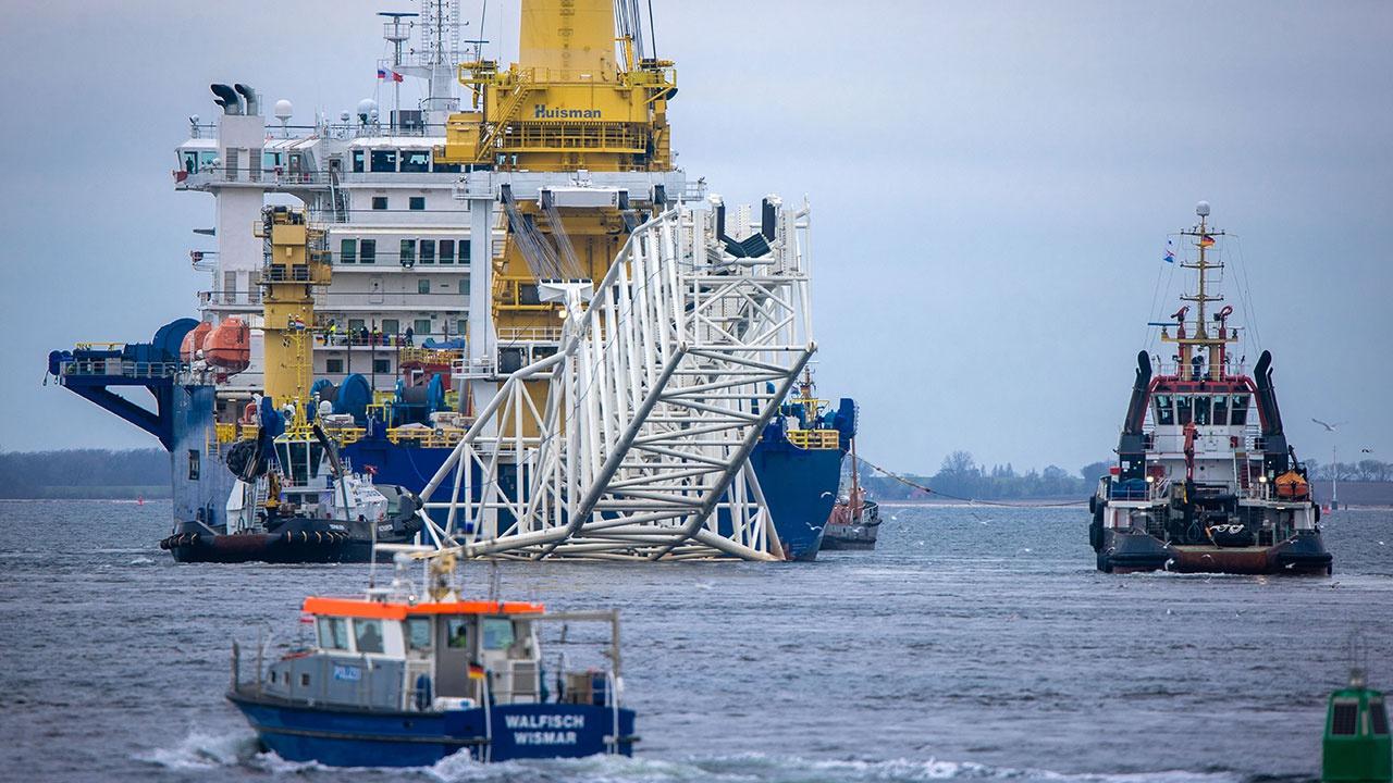 Бундестаг: «Северный поток - 2» достроят без угроз санкций от США