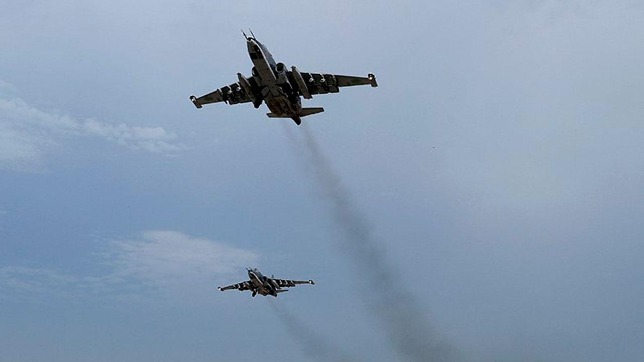 Россия направит штурмовики Су-25СМ на учения у границы Афганистана