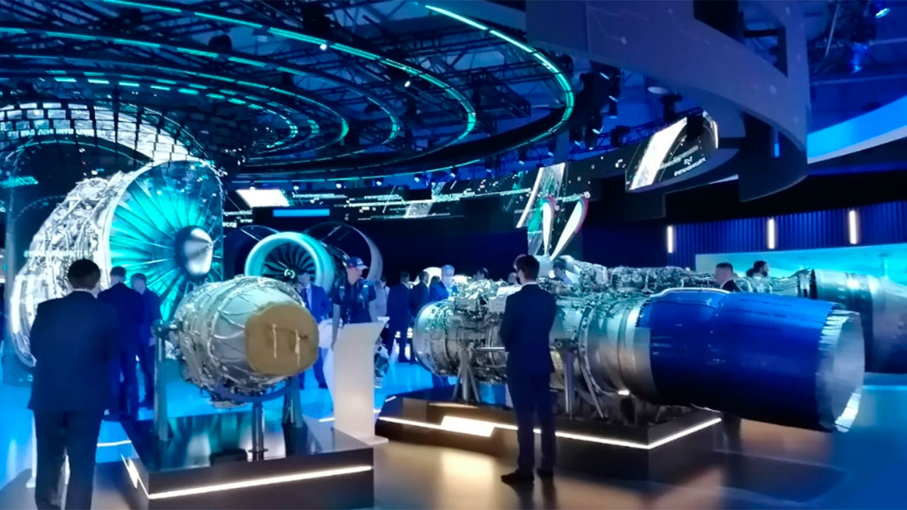 В России стартовала разработка авиадвигателей на водороде