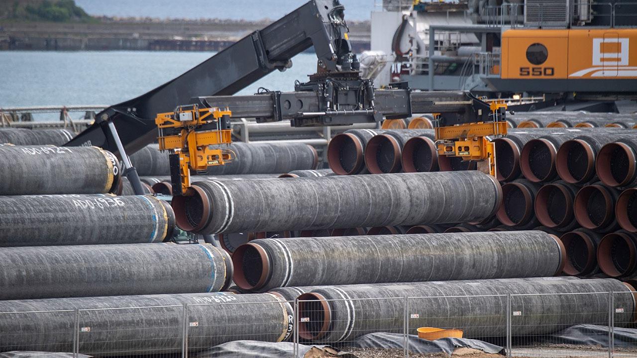 Байден заявил о невозможности остановить строительство «Северного потока - 2»