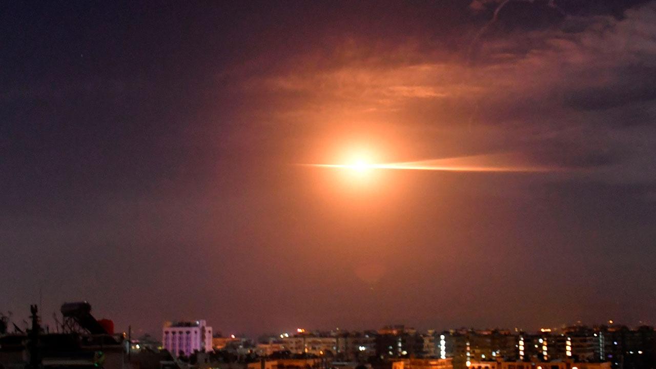 ЦПВС: комплексы «Бук-М2Э» ПВО Сирии отразили ракетный удар Израиля по провинции Хомс