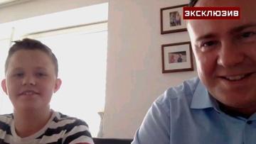 «Хочу написать Путину»: отец мальчика из Австрии рассказал об идее письма президенту