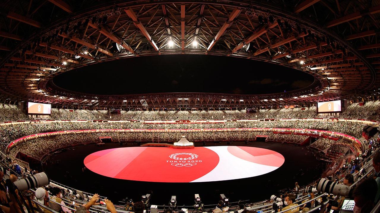 Церемония открытия Олимпийских игр в Токио стартовала