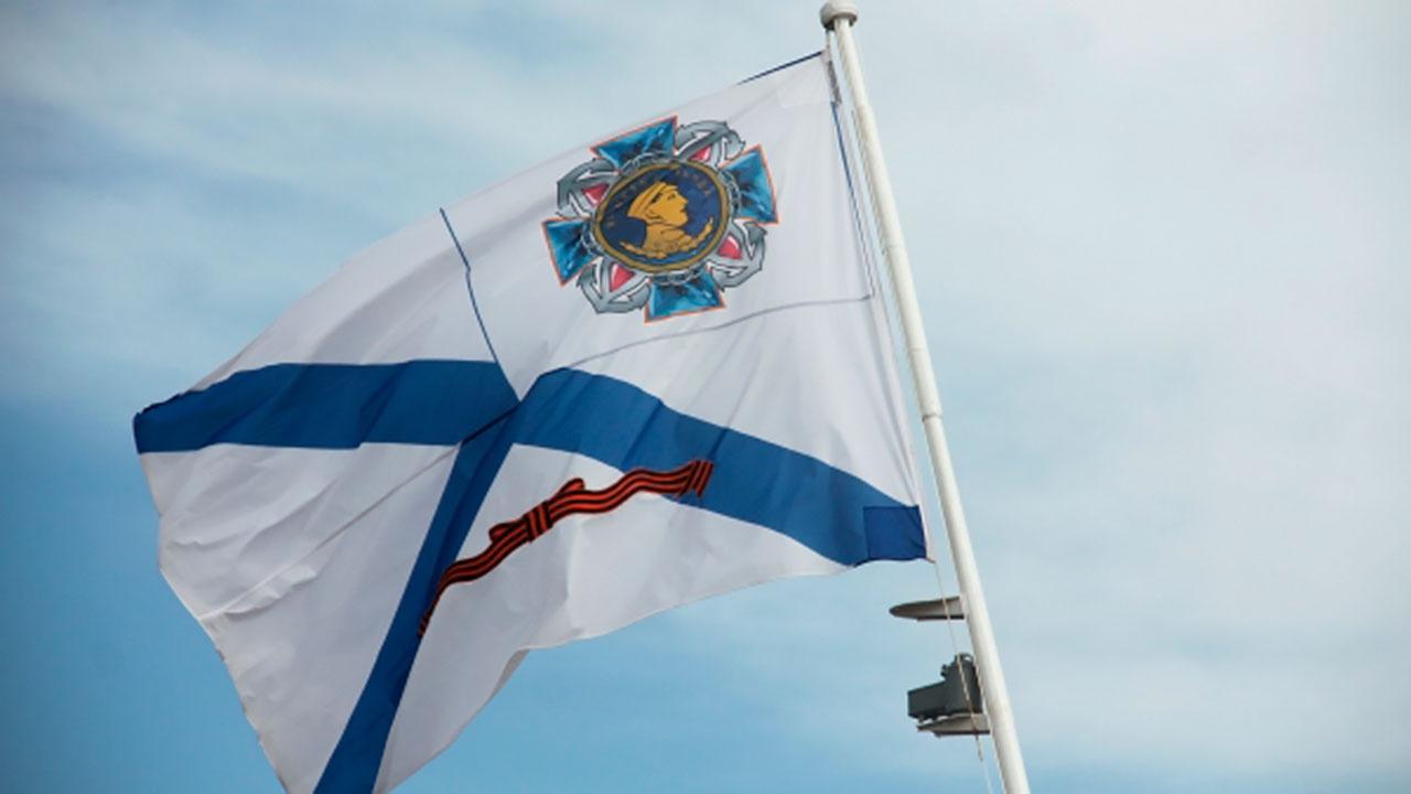 Путин скорректировал флаги ВМФ России