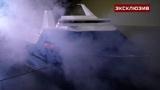 Опубликованы кадры аэродинамических испытаний макета ледокола «Лидер»