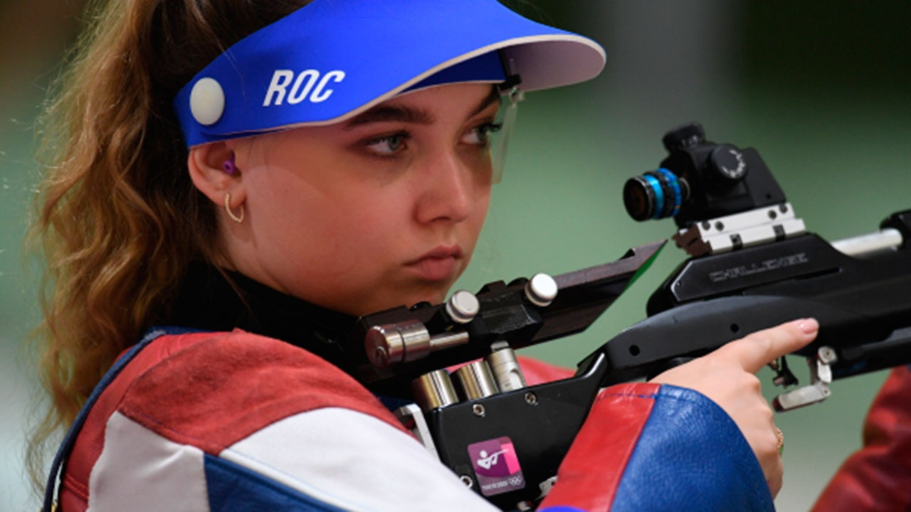 Анастасия Галашина завоевала первую медаль для сборной РФ на Олимпиаде в Токио