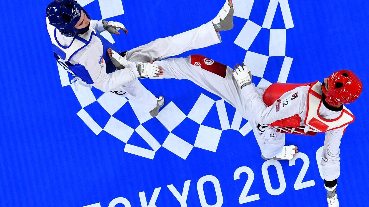 Тхэквондист Артамонов завоевал первую «бронзу» России на Олимпиаде в Токио