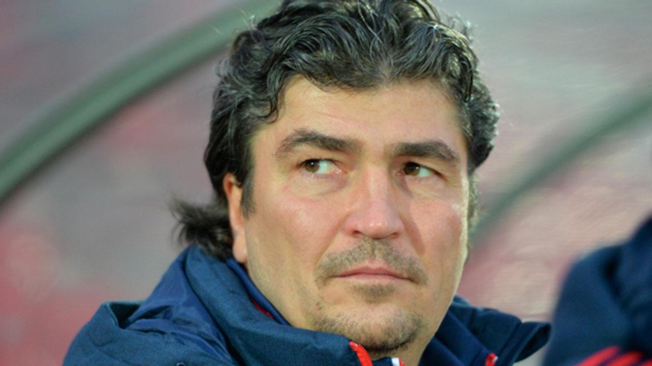 Писарев вошел в тренерский состав сборной РФ по футболу