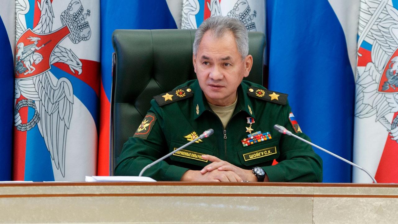 Шойгу обсудил с министром обороны Таджикистана обстановку на таджико-афганском приграничье