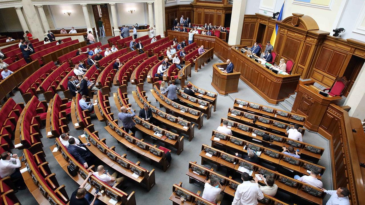 В Раде предлагают лишать украинского гражданства за российский паспорт
