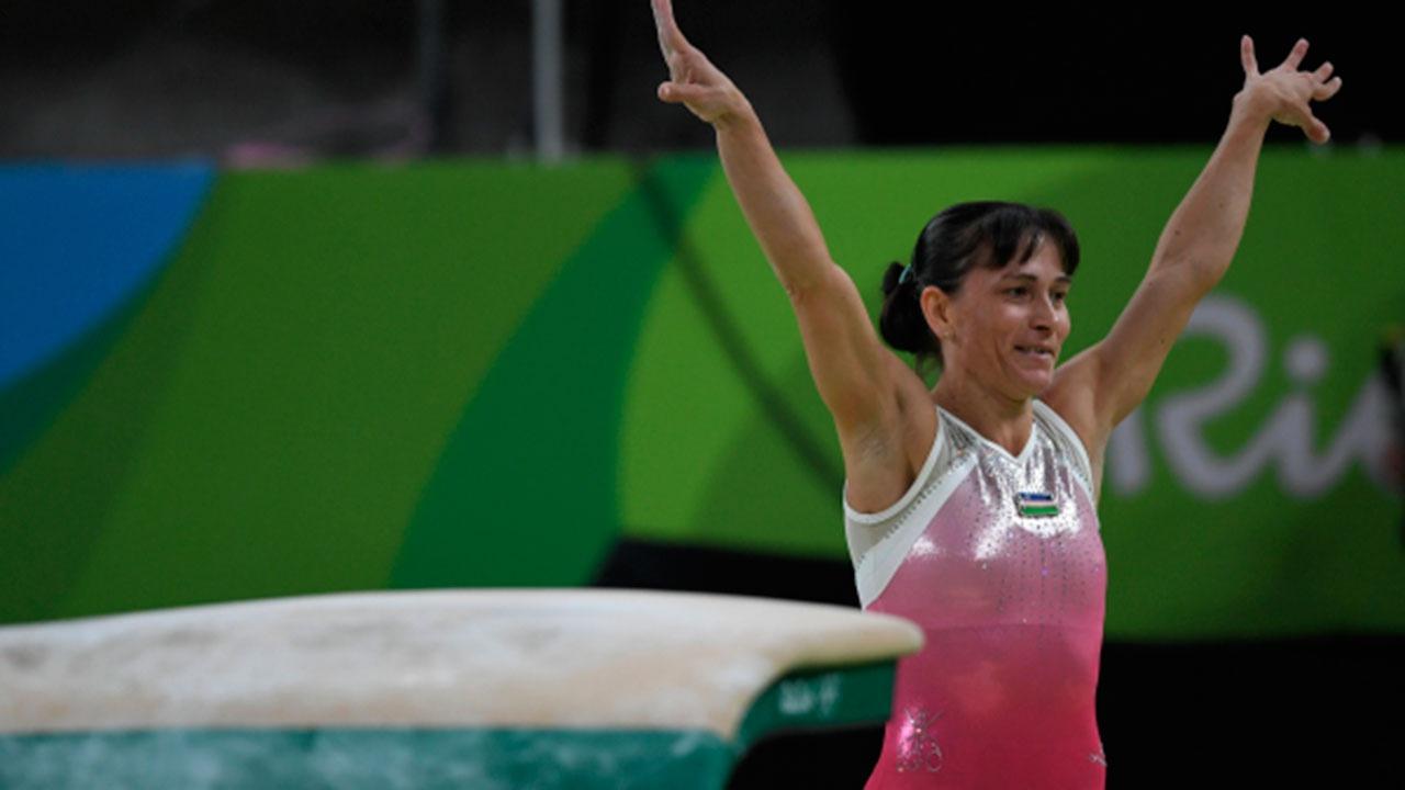 Легендарная гимнастка Чусовитина объявила о завершении карьеры