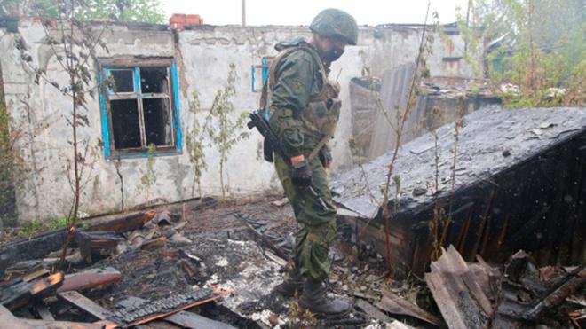 В ДНР рассказали о минометном обстреле Горловки со стороны ВСУ