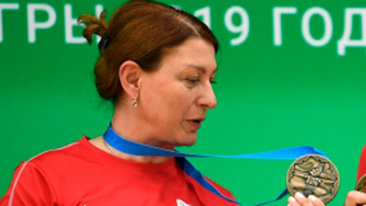 Грузинка Салуквадзе первой из женщин поучаствовала в девяти Олимпиадах